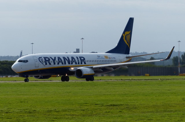 Ryanair Boeing 737-8AS