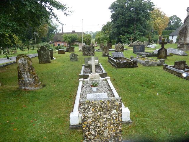 Codford St Mary Churchyard (c)