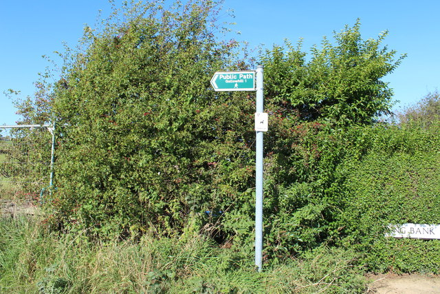 Public Path to Gallowhill, Stranraer