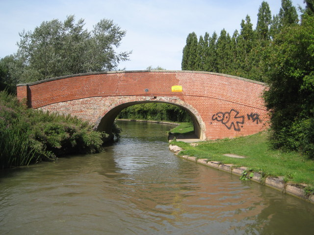 Grand Union Canal: Bridge Number 81