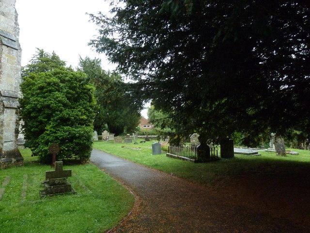 Heytesbury Churchyard (b)