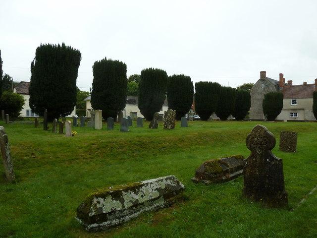 Heytesbury Churchyard (a)