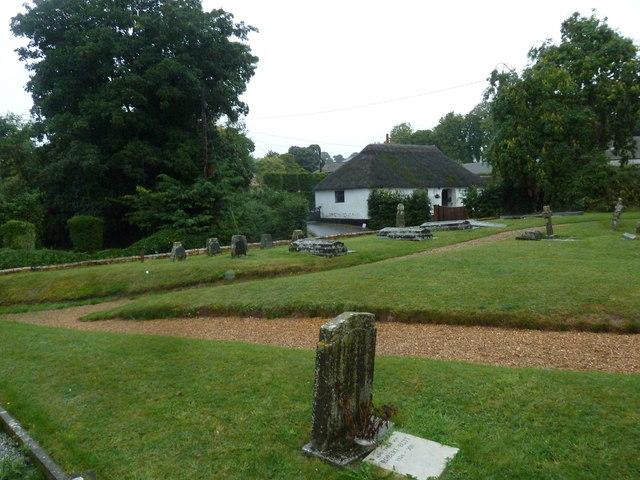 Codford St Mary Churchyard (e)