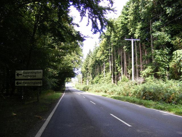 B1149 Holt Road