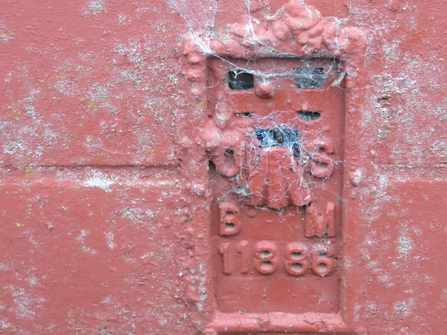 Ordnance Survey Flush Bracket 11886
