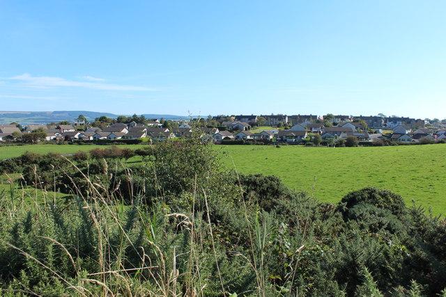 Farmland at Stranraer