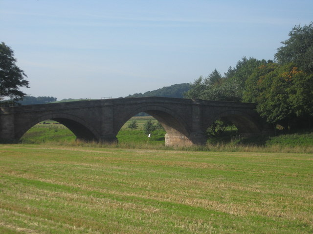 The Hyndford Bridge