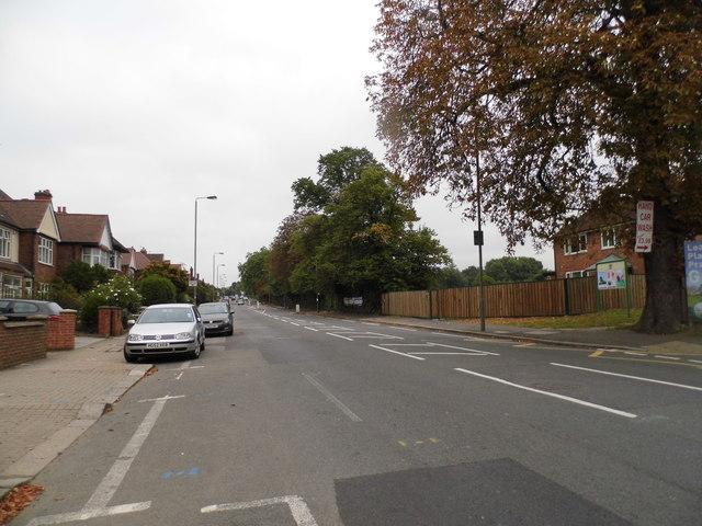 Burntwood Lane, Earlsfield