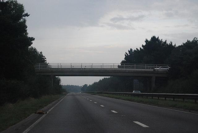 Avon Causeway, A338