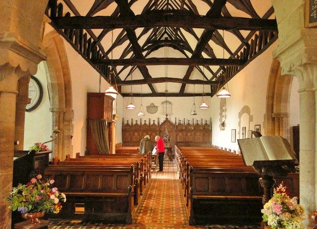 St Mary, Kings Pyon