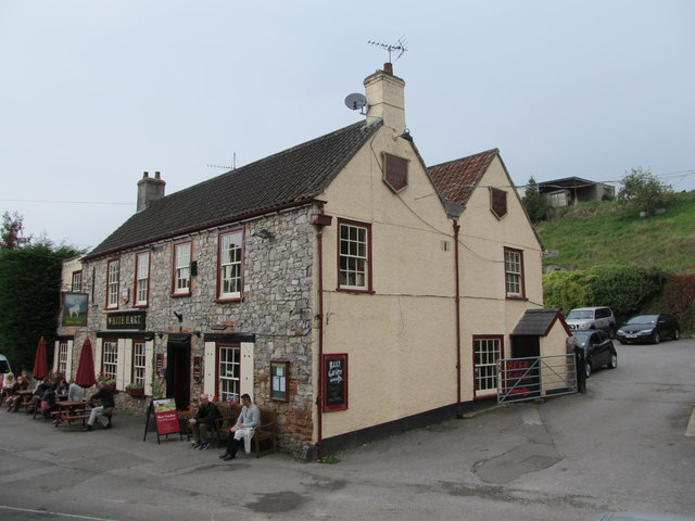 Cheddar Gorge-The White Hart
