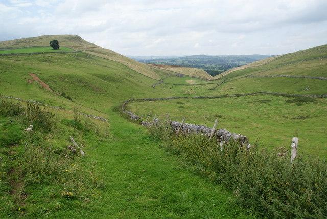 Path into Narrowdale