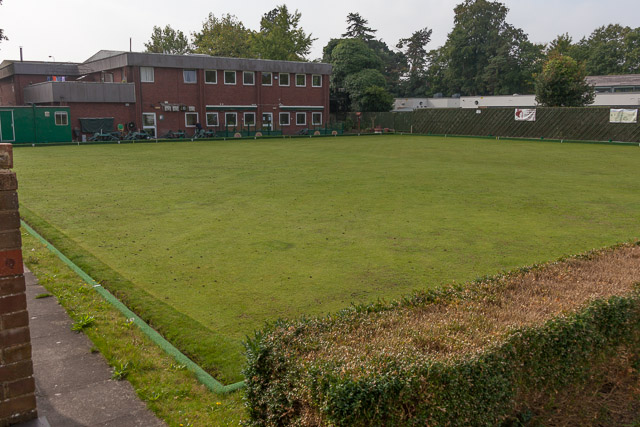 Bowling Green of Eastleigh Railway Institute