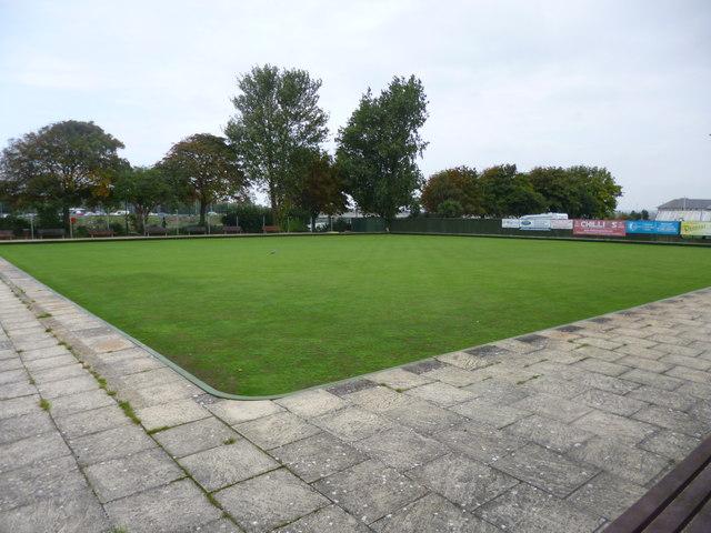 Weymouth, bowling green