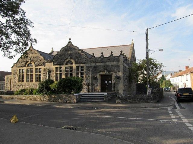 Cheddar-Saint Andrew's Church House