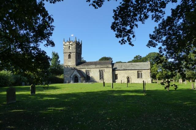 Hayton Church