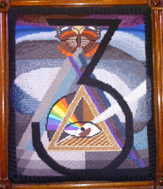 The Moderator's Office Chair Tapestries (3)
