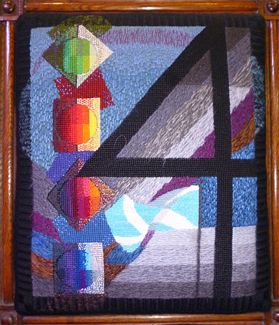 The Moderator's Office Chair Tapestries (4)