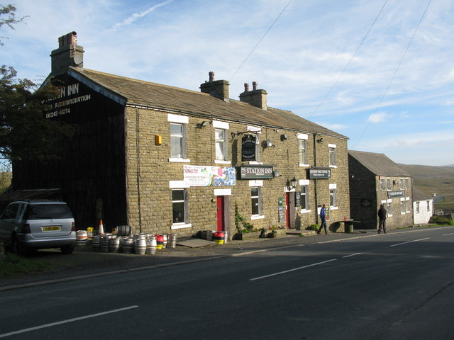 The Station Inn and Station Inn Bunk Barn, Ribblehead