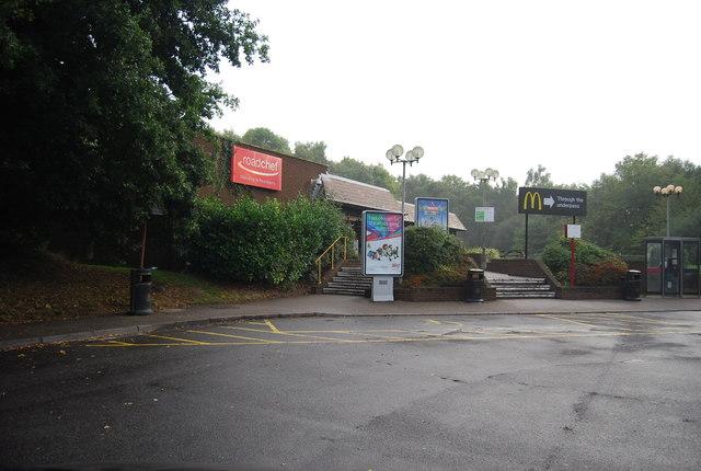 Rownhams Services (eastbound)