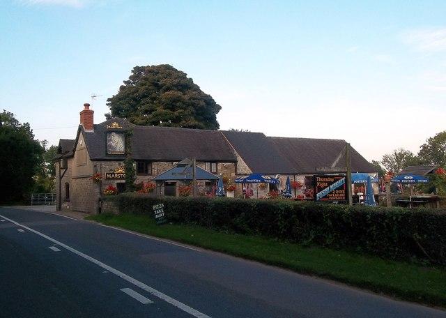 The Knockerdown Inn