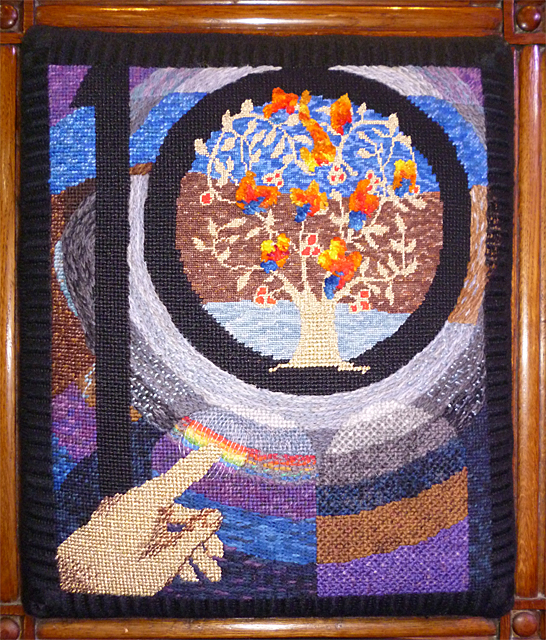 The Moderator's Office Chair Tapestries (10)