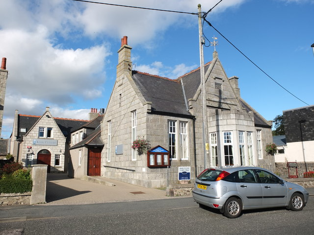 Parish Church Hall, Station Road, Ellon
