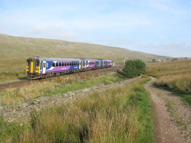 Settle to Carlisle Railway Line