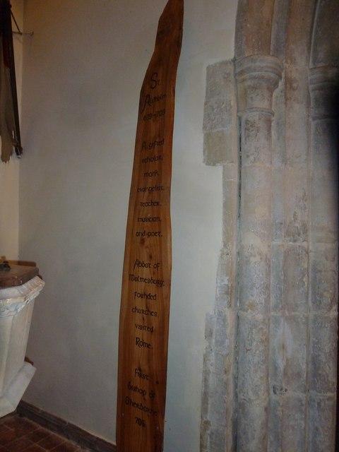 Inside St Aldhelm, Bishopstrow (A)