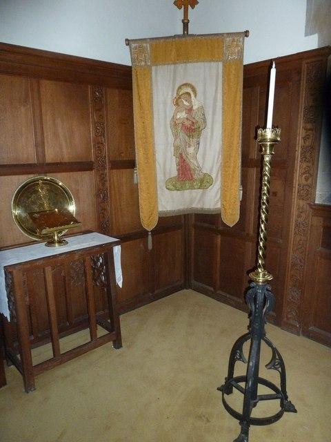 Inside St Aldhelm, Bishopstrow (D)