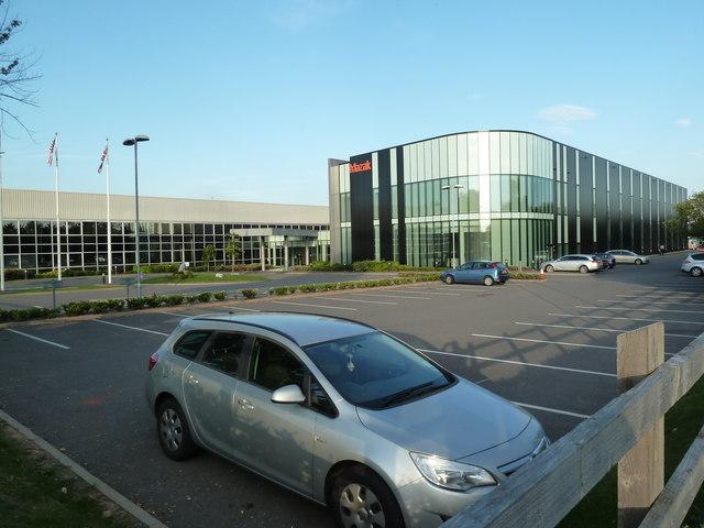 Mazak factory, Worcester