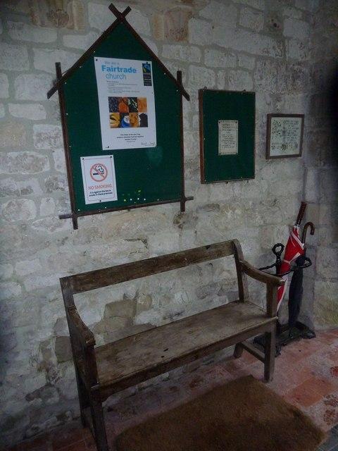 Inside St Aldhelm, Bishopstrow (G)