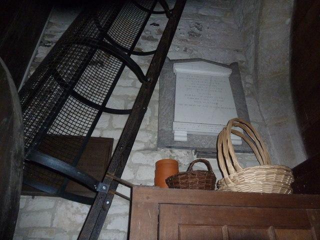 Inside St Aldhelm, Bishopstrow (J)