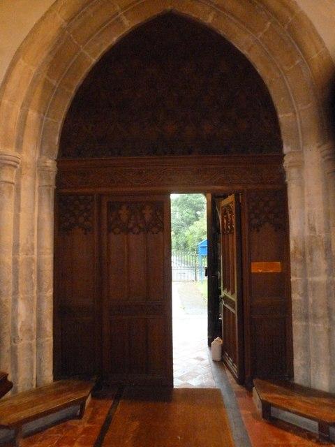 Inside St Aldhelm, Bishopstrow (K)