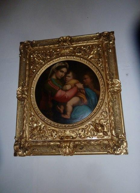 St Aldhelm, Bishopstrow: artwork (i)