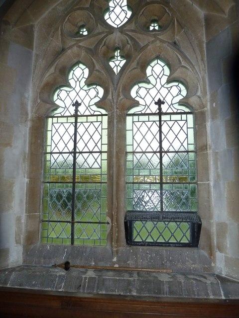 Inside St Aldhelm, Bishopstrow (L)