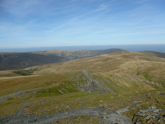 Path across Blue Screes
