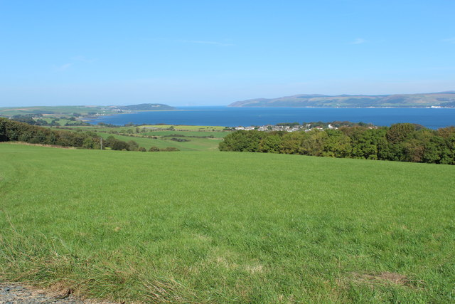 Farmland on Gallow Hill