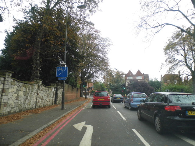 Garrad's Road, Streatham