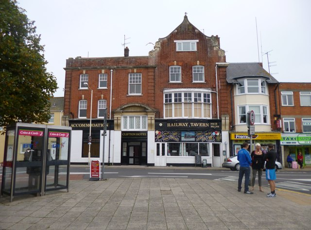 Weymouth, Railway Tavern