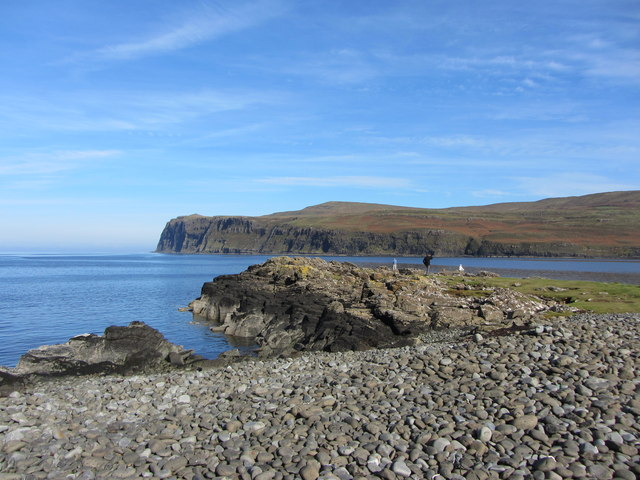 Across Loch Pooltiel