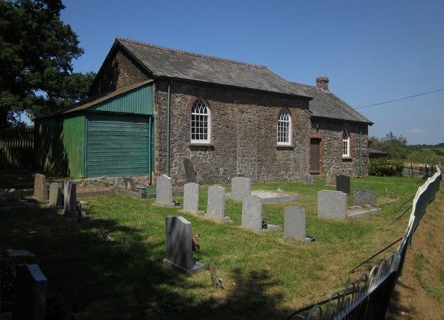 Thornham Chapel