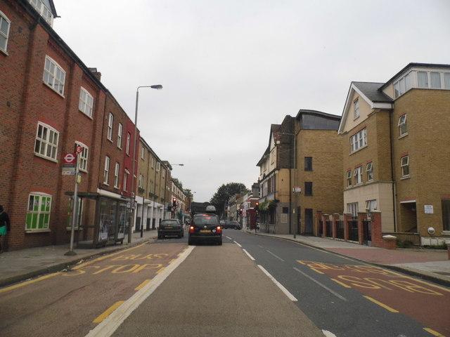 Garratt Lane, Earlsfield