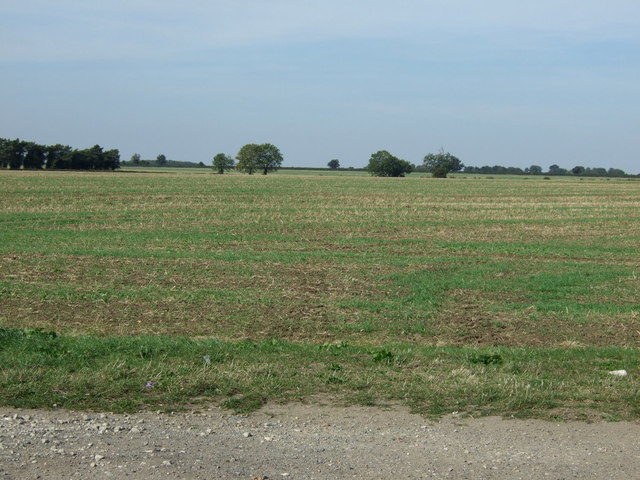 Farmland near Thornton