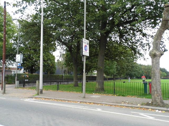 Garratt Green by Burntwood Lane