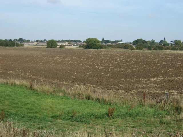 Farmland near Horncastle