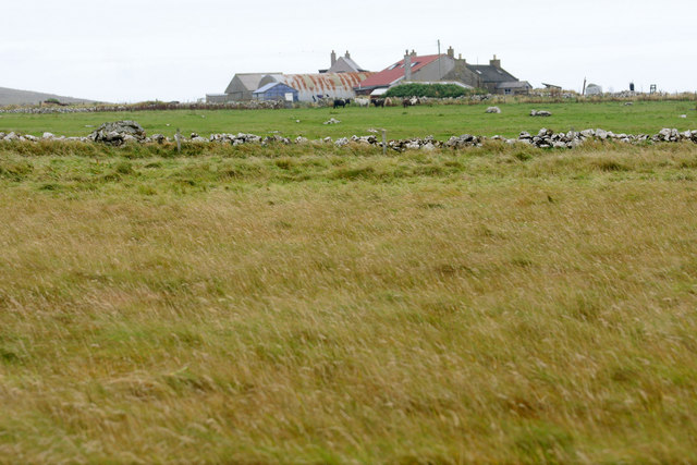 Clibberswick from the west