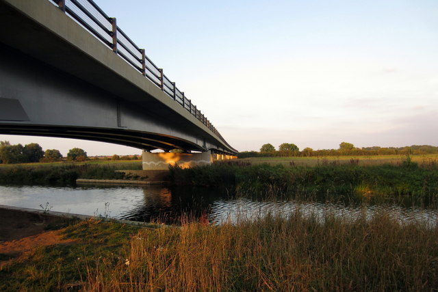 New A428 bridge over the Great Ouse