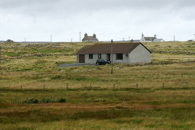 House at Haroldswick