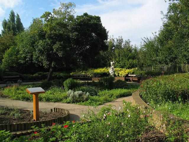 Sensory garden, Rayleigh